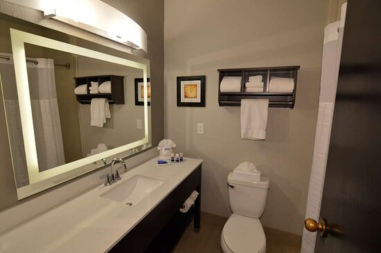 Single King Kitchenette Guest Bathroom