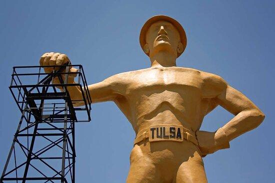 Golden Driller Tulsa