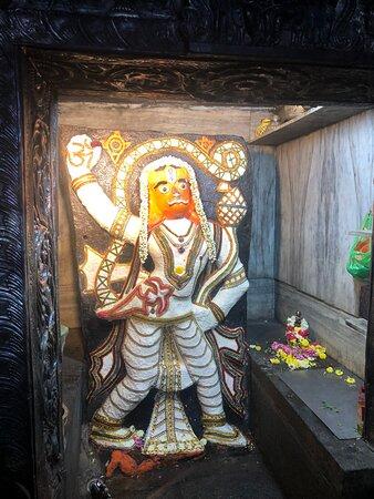 Bangalore, Indien: Sri Gali anjeneya swami Tempel