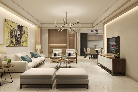 Bangalore, Indien: Looking for modern living room interiors for your living room, visit us for the latest & trendy living room interior designs made for every style.