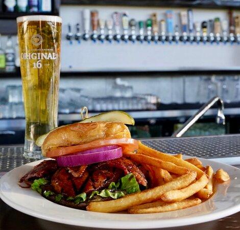 Saskatoon, Kanada: Burger and Beer