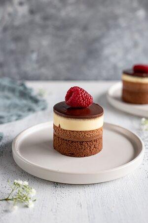 3 Chocolate cake