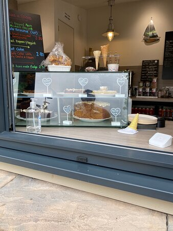 Sconser, UK: Coffee from the Noost