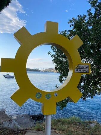 Kraljevica, Croatia: Guter Ausgangspunkt für Ausflüge auf die Insel Krk