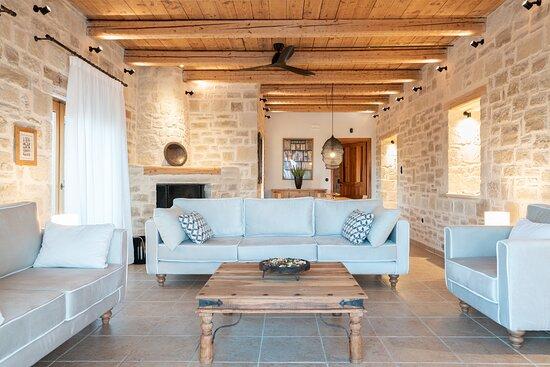 Rethymnon, Yunani: Lounge