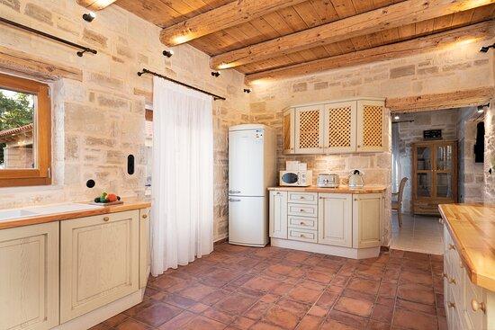 Rethymnon, Grekland: Kitchen