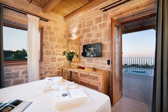 Rethymnon, Grekland: Bedroom
