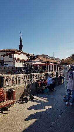 Hacı Bayram Camii çevresi