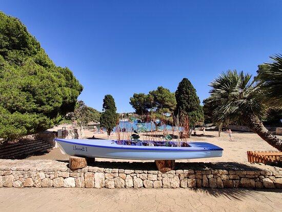 Hotel beach access