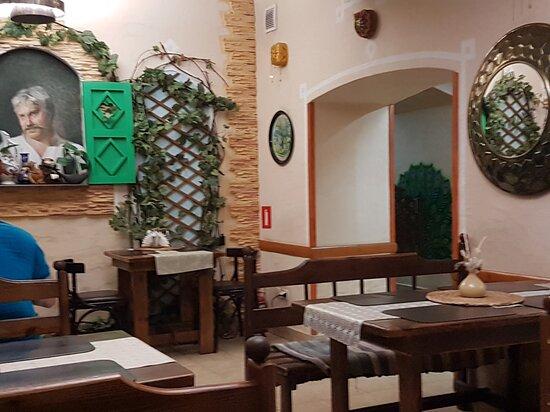 помещение ресторана
