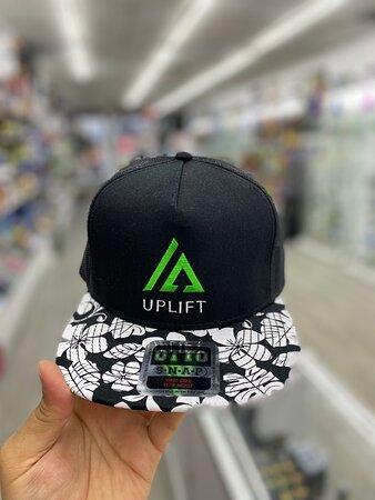 Uplift hats