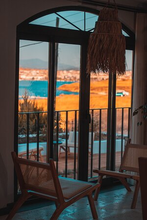 Cunda Island, Turkiet: GOOD MORNING