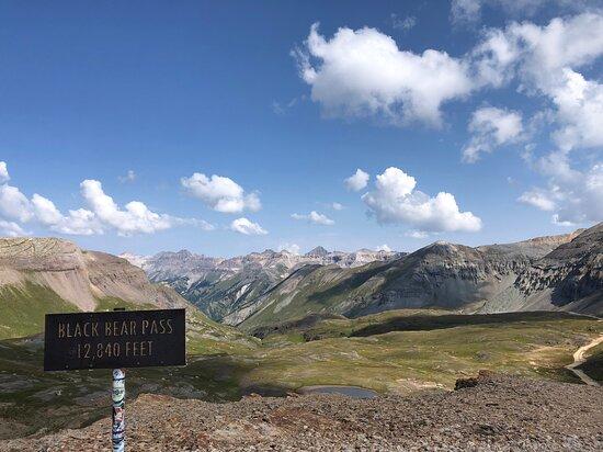 Half Day Ophir/Black Bear Pass