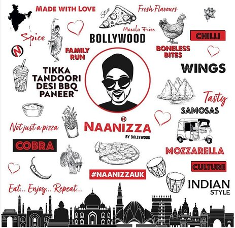 Bollywood Indian eatery