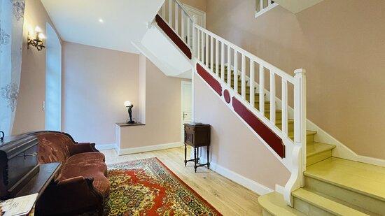 Hall escalier