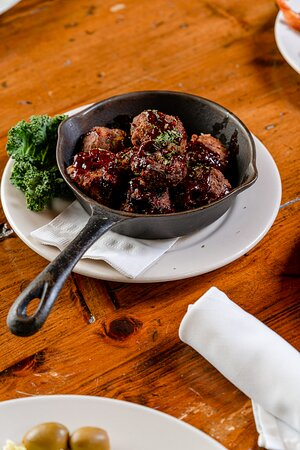 Camp Ticonderoga offers American fare favorites. For the full menu, visit https://campticonderoga.com/food.
