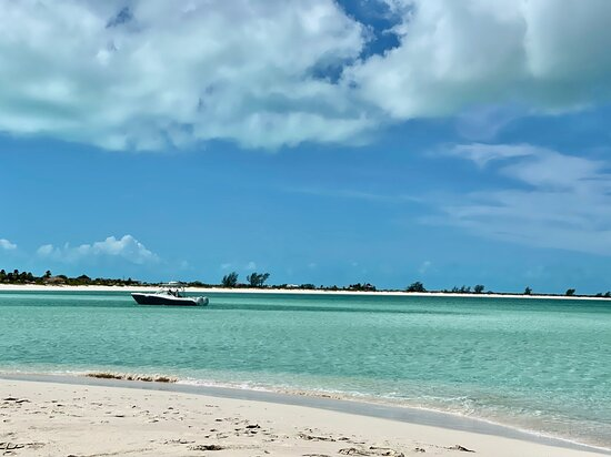 Turks-och Caicos: Snorkeling with Cole and Marcia