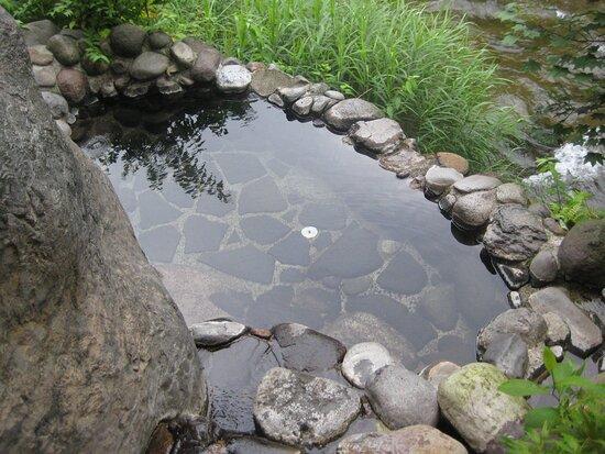 第二露天風呂