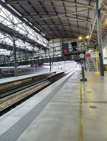 Busy station