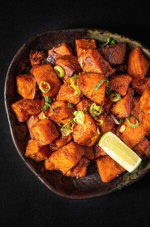 Special Fried Sweet Potato