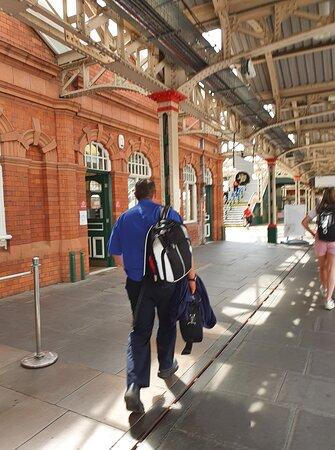 Good railway station