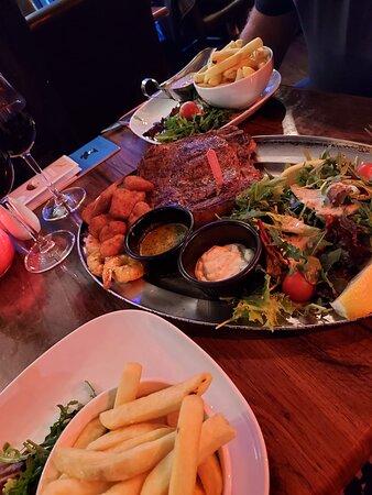 Interior - Picture of MEET Argentinian Restaurant, Liverpool - Tripadvisor