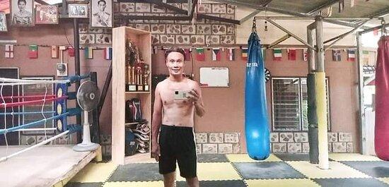 Krulek Muaythai Aonang Krabi Thailand