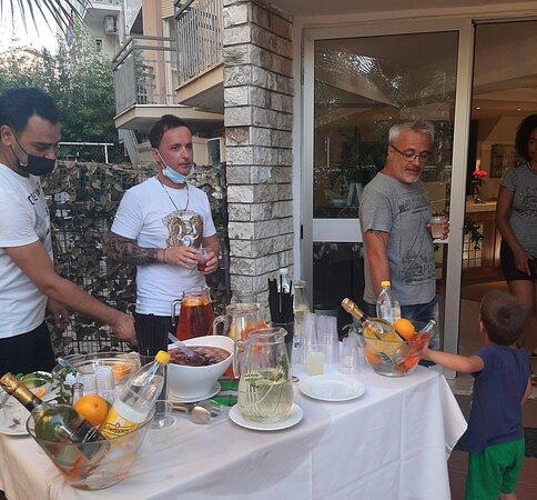 Rimini, Italy: Naica
