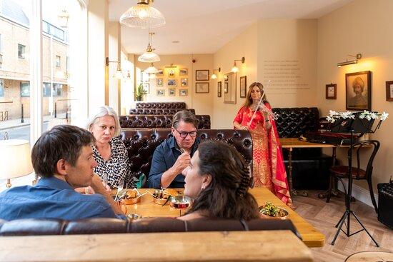Indian Restaurant Indian Takeaway Breakfast Afternoon Tea Raja Restaurant Cambridge