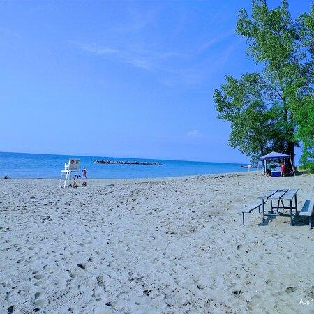 Presque Isle, PA: Beach 7