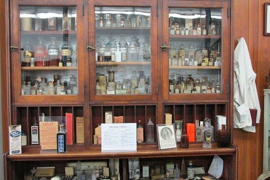 Pharmacy Display Detail (First Floor)