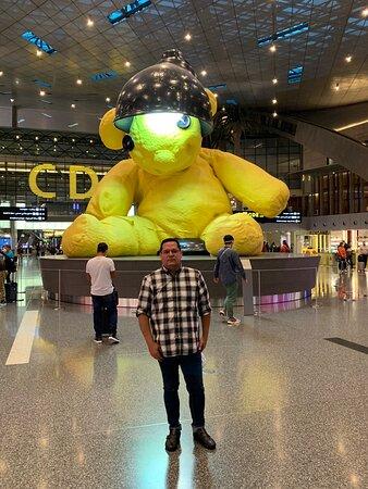 Doha, Katar: Qatar internacional airport