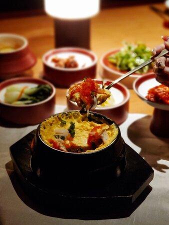 韓式·蒸蛋