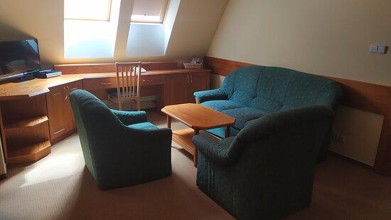 Vstupná obývačka