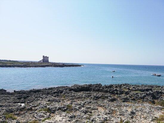 Spiaggia della Penisola della Strea