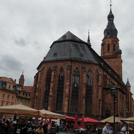The Old Town Χαϊδελβέργη