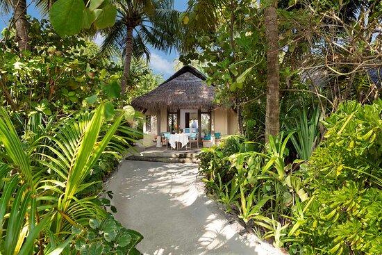 Walkway to the Sunrise Beach Villa