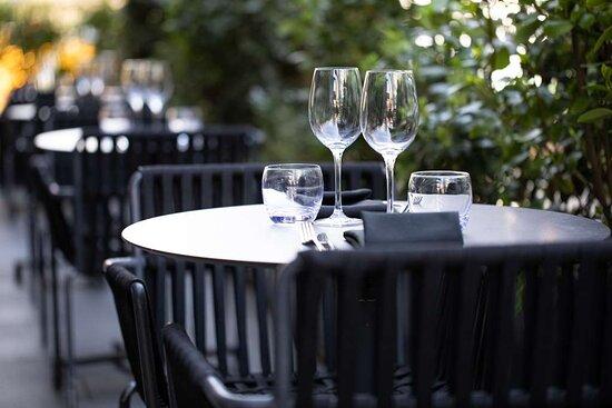 Monmouth Kitchen - Terrace
