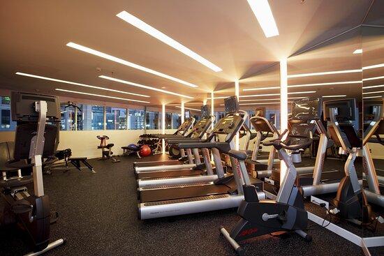 CWB Fitness Centre 1