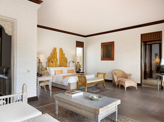 The Hadiprana Estate Master Bedroom