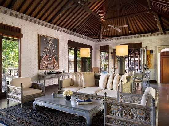 The Hadiprana Estate Living Room