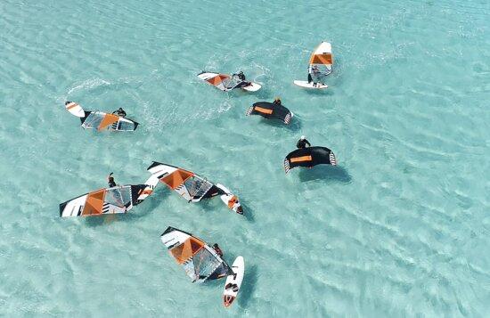 Bonifacio Windsurf