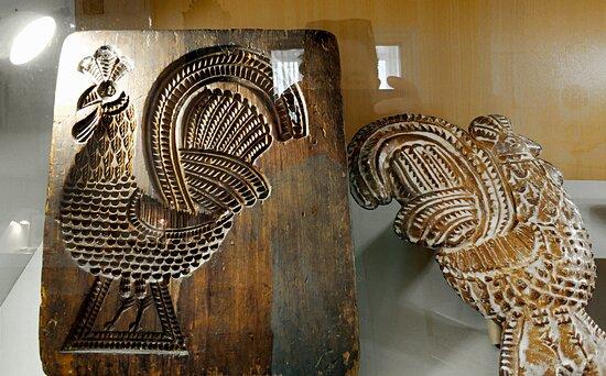 В музее городецкого пряника