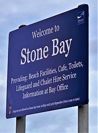 1.  Stone Bay, Bradstairs, Kent