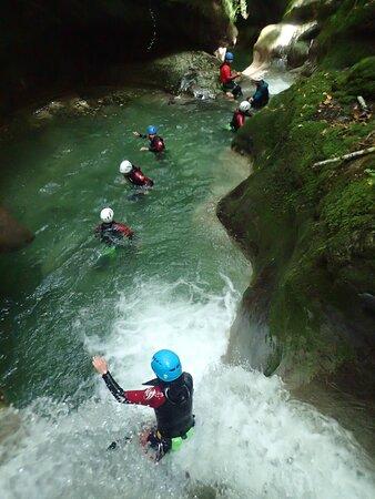 Canyon du Furon
