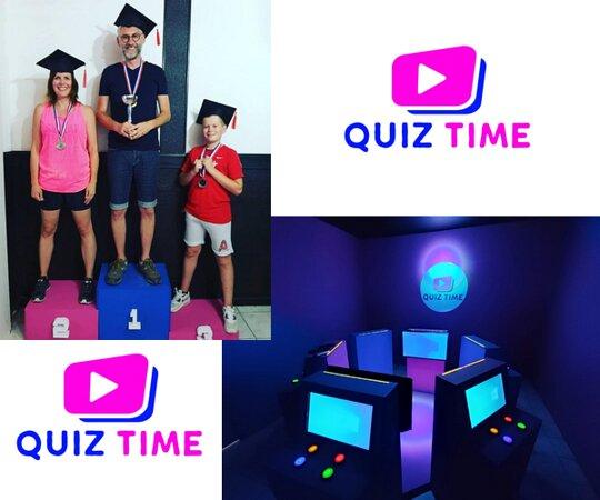 Quiz Time Carcassonne