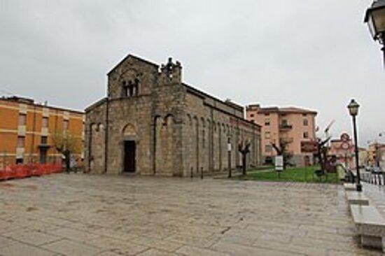 Chiesa San Simplicio ad Olbia