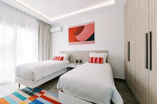 Pefkos, Griechenland: Bedroom 3