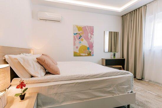 Pefkos, Griechenland: bedroom 1