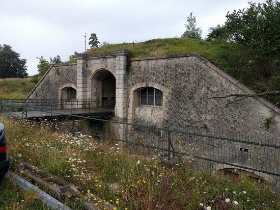Fort de la Redoute